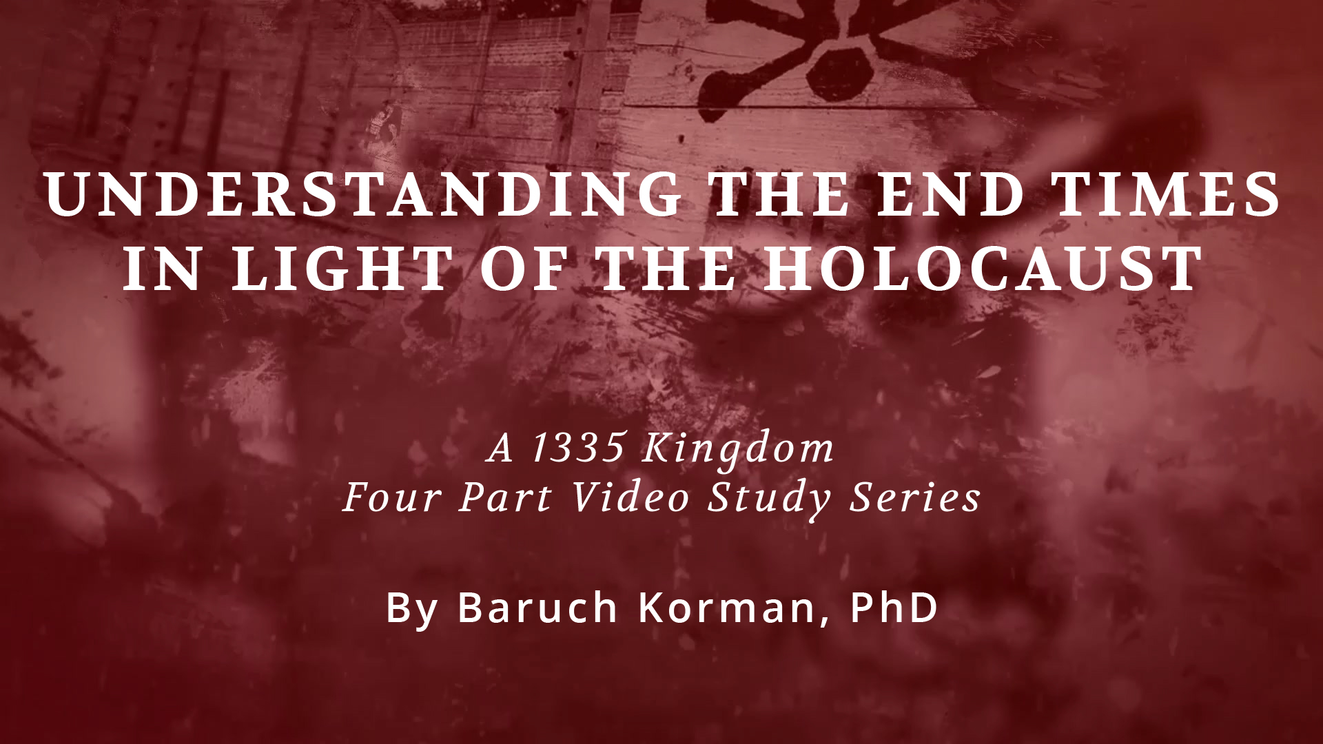 holocaust baruch